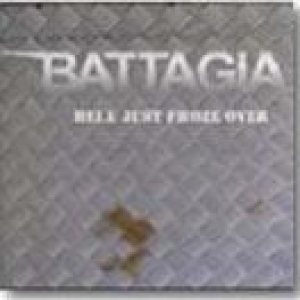 Battagia - Hell Just Froze Over cover art