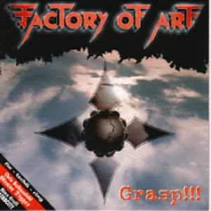 Factory of Art - Grasp!!! cover art