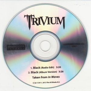 Trivium - Black cover art