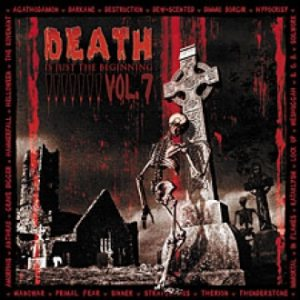 Nuclear Blast - Death... Is Just the Beginning Vol. 7 cover art