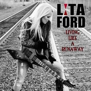 Lita Ford - Living Like a Runaway cover art
