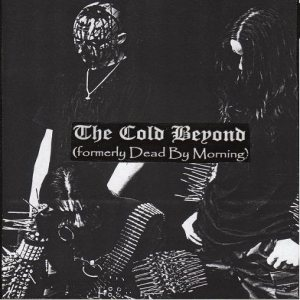 The Cold Beyond - Rehearsal 2000 cover art