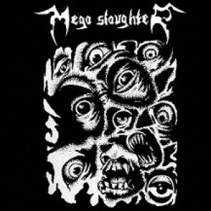 Mega Slaughter - Death Remains - the Demos 90-91 cover art