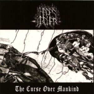 Hades Archer - The Curse over Mankind cover art