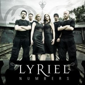 Lyriel - Numbers cover art