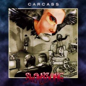 Carcass - Swansong cover art