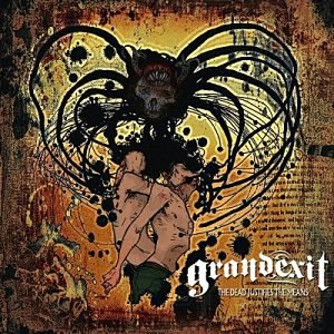GrandExit - The Dead Justifies the Means cover art