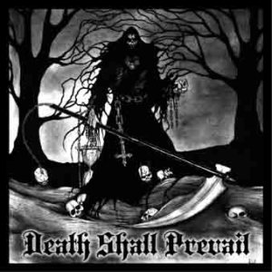 Invincible Force - Death Shall Prevail cover art