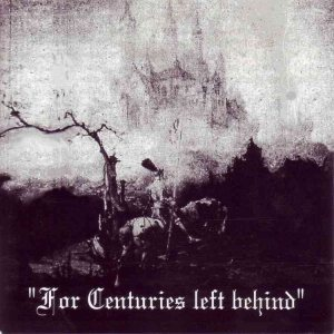 Blazemth - For Centuries Left Behind cover art