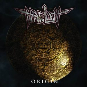 Harlott - Origin cover art
