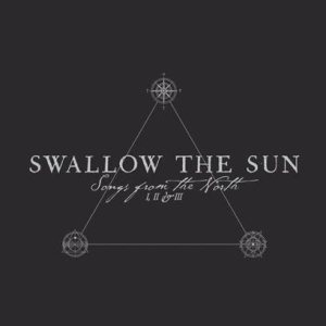 Swallow the Sun - Songs From the North I, II & III cover art