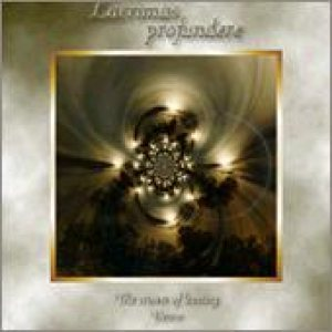 Lacrimas Profundere - The Crown of Leaving cover art