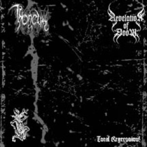 Throneum / Revelation of Doom - Total Regression! cover art