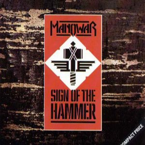 Manowar - Sign of the Hammer cover art