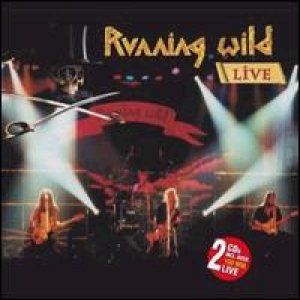 Running Wild - Live 2002 cover art