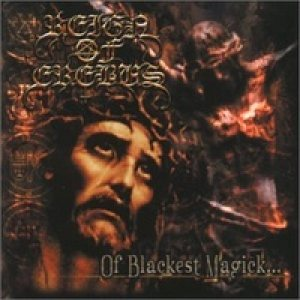 Reign Of Erebus - ...Of Blackest Magick cover art