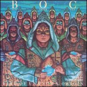 Blue Oyster Cult - Fire of Unknown Origin cover art
