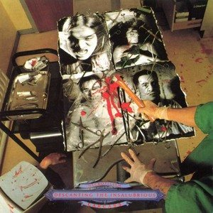 Carcass - Necroticism: Descanting the Insalubrious cover art