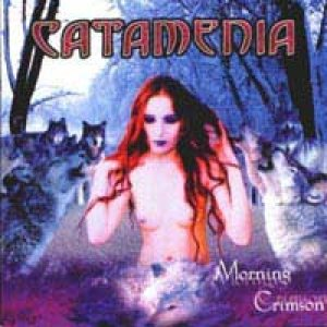 Catamenia - Morning Crimson cover art