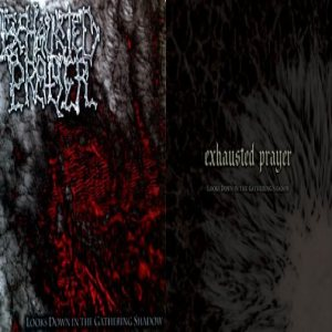Exhausted Prayer - Looks Down in the Gathering Shadow cover art
