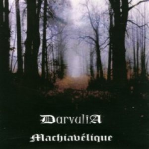 Darvulia - Machiavélique cover art