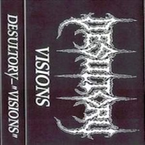 Desultory - Visions cover art