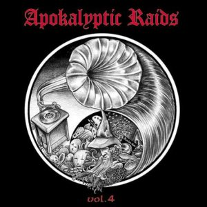 Apokalyptic Raids - Vol.4 - Phonocopia cover art