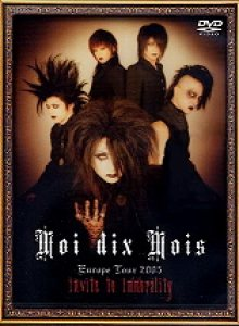 Moi dix Mois - Invite to Immorality cover art
