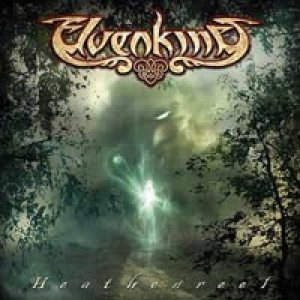 Elvenking - Heathenreel cover art