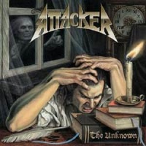 Attacker - The Unknown cover art