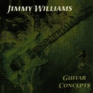 Jimmy Williams - Guitar Concepts cover art