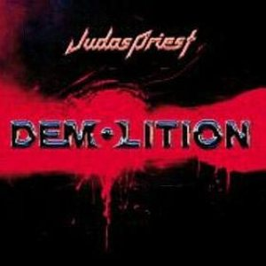 Judas Priest - Demolition cover art