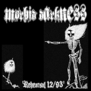 Morbid Darkness - Rehearsal 12/93 cover art