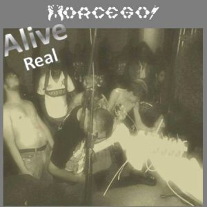 Morcegos - Alive Real cover art