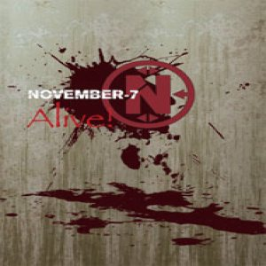 November-7 - Alive! cover art
