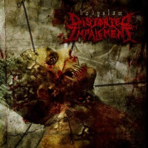 Distorted Impalement - Bodyslam cover art