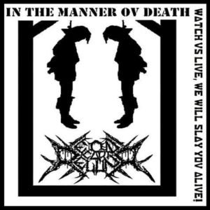 Deona Cart Deluna - In the Manner Ov Death cover art