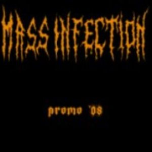 Mass Infection - Promo 2008 cover art