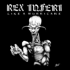 Rex Inferi - Like a Hurricane cover art