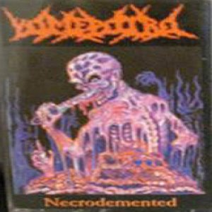 Vomepotro - Necrodemented cover art