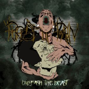 Purest of Pain - Unleash the Beast cover art