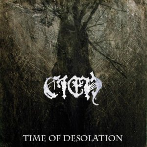 Cień - Time of Desolation cover art