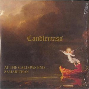 Candlemass - At the Gallows End / Samarithan cover art