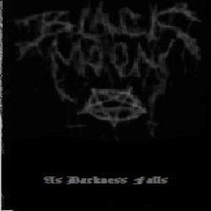 Blackmoon - As Darkness Falls cover art