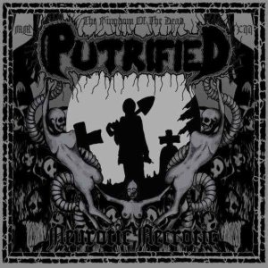 Putrified - Neurotic Necrotic cover art