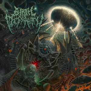 Birth Of Depravity - The Coming of the Ineffable cover art