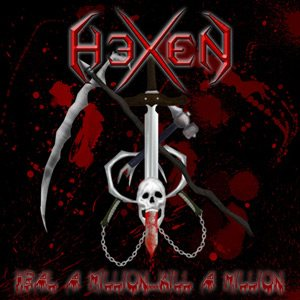 HeXeN - Heal a Million...Kill a Million cover art