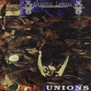 Agony Lords - Unions cover art