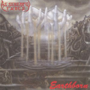 As serenity fades - Earthborn cover art