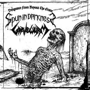 Gravewürm - Vengeance from Beyond the Grave cover art